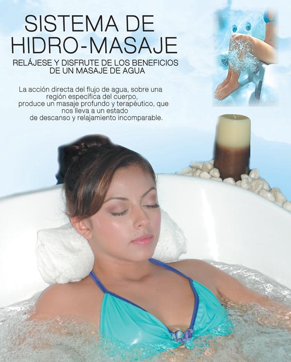 sistema- hidroterapia