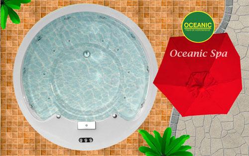 Spa Modelo Oceanic de tinas Oceanic