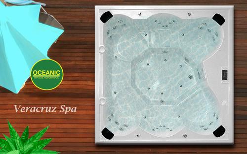 Spa modelo Veracruz de tinas de hidromasaje Oceanic