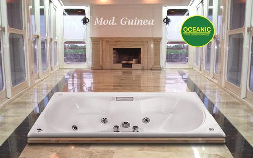 Modelo Guinea de tinas Oceanic