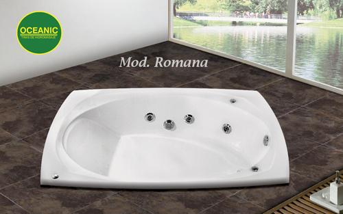 Modelo Romana de tinas Oceanic