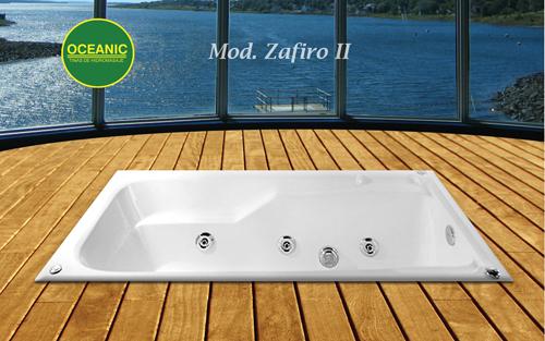 Modelo Zafiro II de tinas de hidromasaje Oceanic