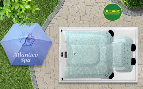Modelo Spa Atlántico Tinas Oceanic