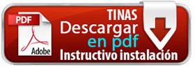 Descargar instructivo de Tinas